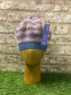 Ceres - Fairisle lambswool beret, Made in Scotland  Thumbnail