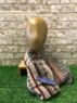 Lindores - Mens tubular fairisle scarf, Made in Scotland Thumbnail